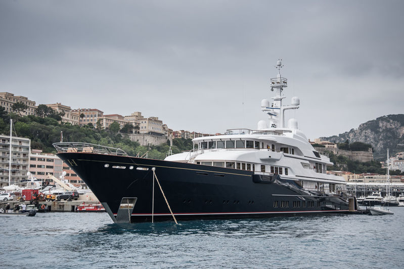 Hampshire 2 in Monaco