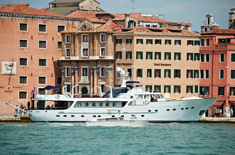 LE MIRAGE yacht Benetti