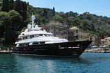 Paramour in Portofino