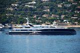 Predator Yacht 2008