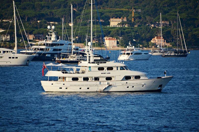 SECRET LOVE yacht Amels