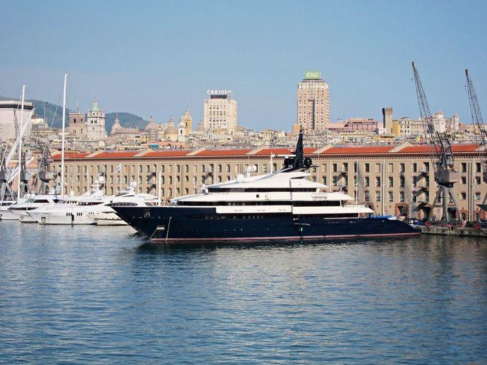 Seven Seas in Genova