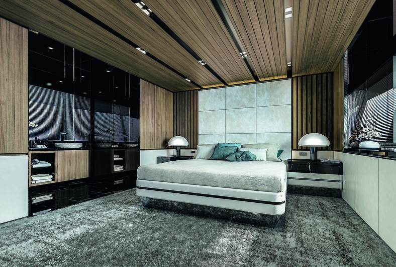 Arcadia Sherpa XL interior design