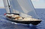 Marie sailing