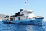 Le Lutteur Yacht Forges et Chantiers de la Mediterranee
