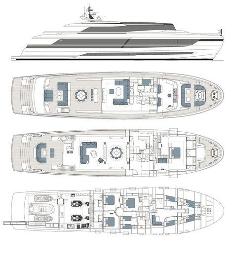 ISA Extra 130 layout
