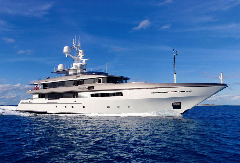 ATLAS yacht Codecasa