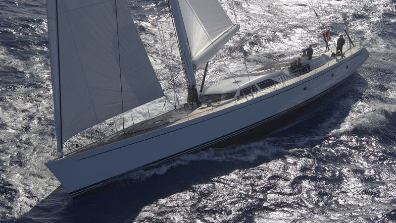 EPIPHANY yacht McMullen & Wing
