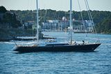 Parsifal III Yacht Sailing yacht