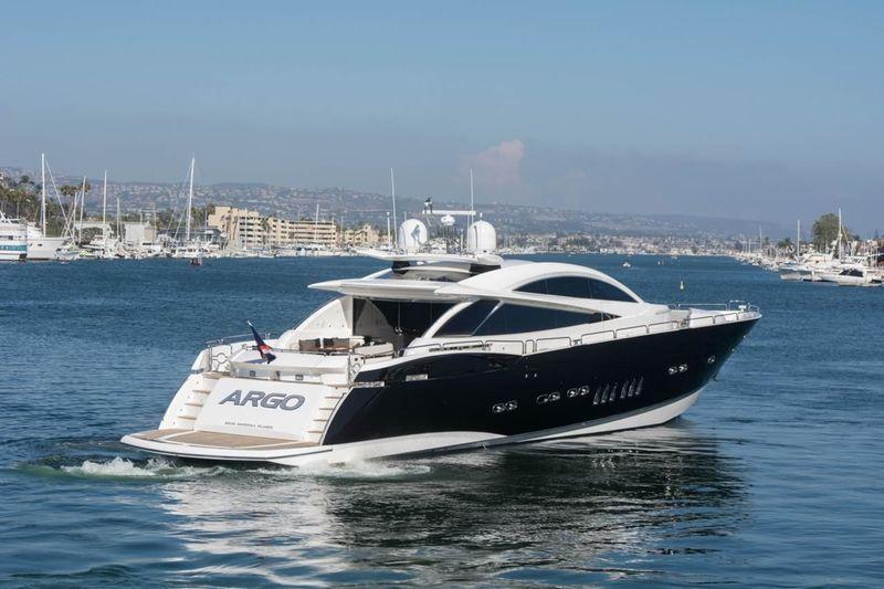DOUBLE D yacht Sunseeker