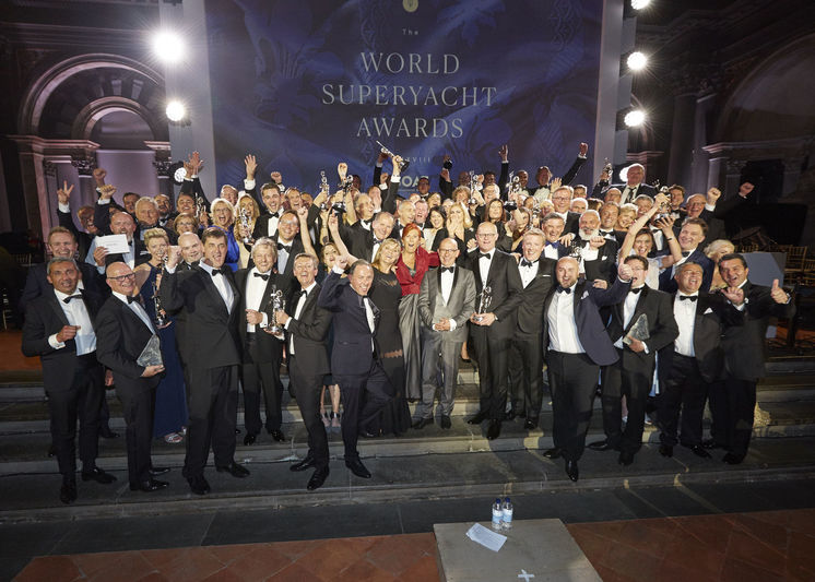 Boat International Media's World Superyacht Awards 2018