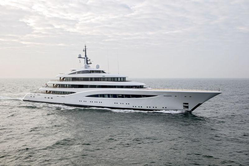 FAITH yacht Feadship