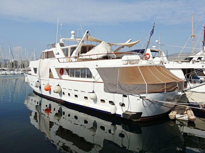 ACTIVE GAZELLA yacht CRN
