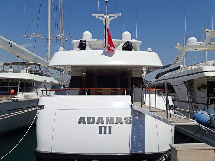 Adamas III in Astir Marina