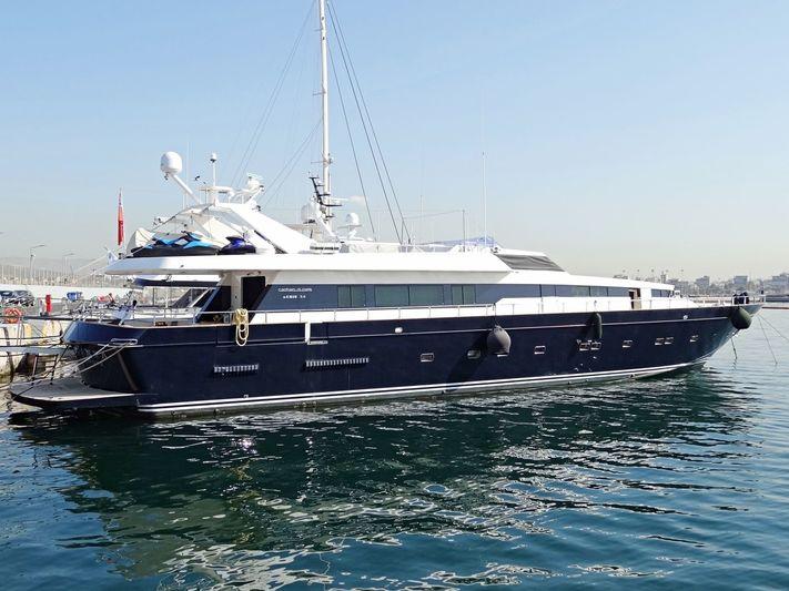 VANYA yacht Cantieri di Pisa