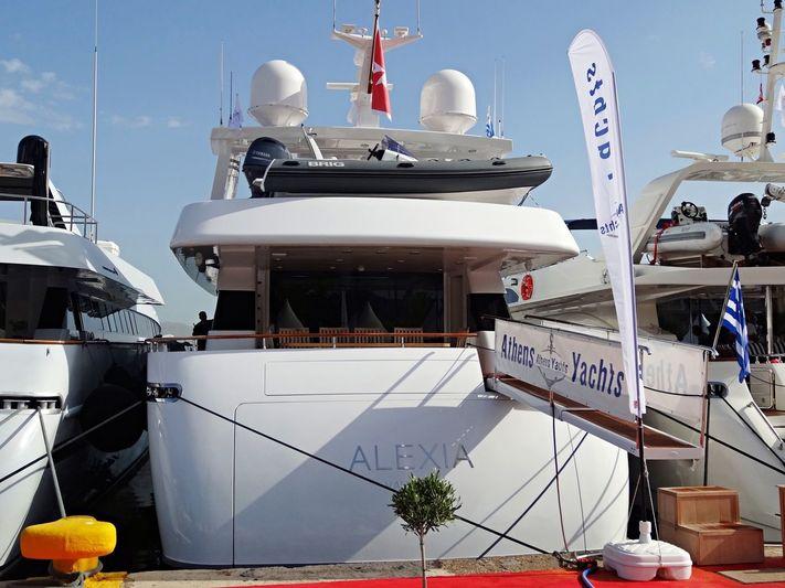 ALEXIA AV yacht Cantieri di Pisa