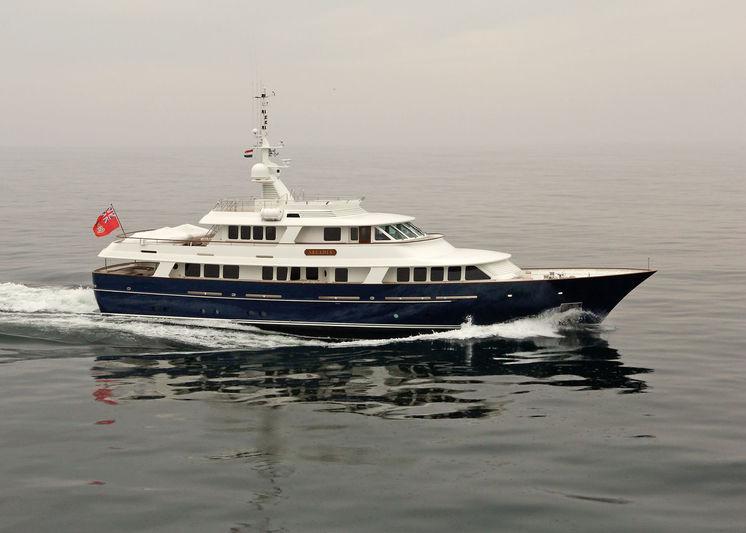 ARCADIA yacht Royal Huisman