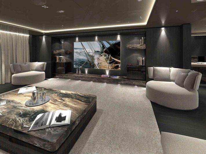Tankoa S701 interior design