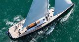 Inukshuk sailing