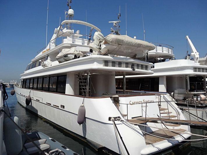 CARMEN FONTANA yacht Marine Industrial Technologies Ltd.