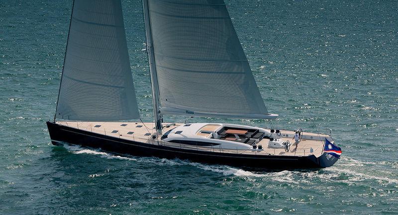INUKSHUK yacht Baltic Yachts