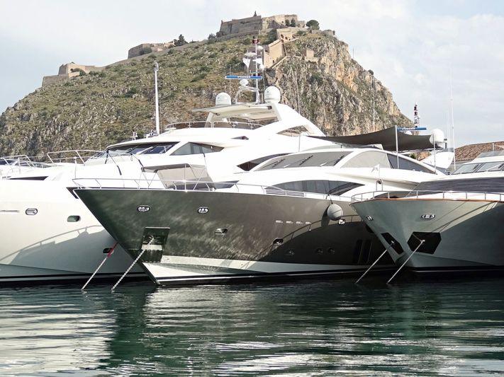 DRAGON yacht Couach