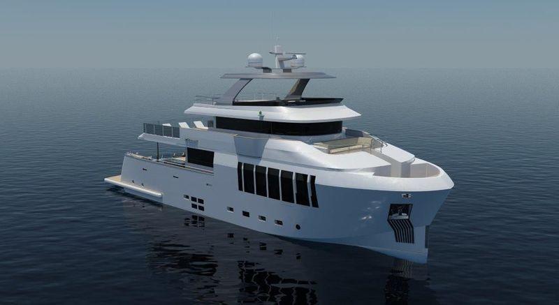C.Boat 28S Explorer design
