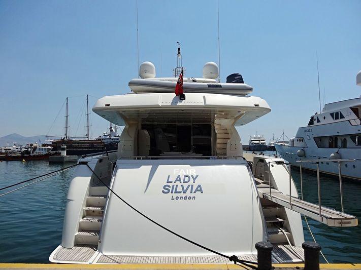 Fair Lady Silvia in Zeas Marina