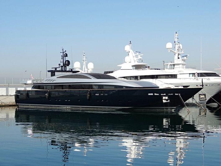 FAN TOO yacht Baglietto