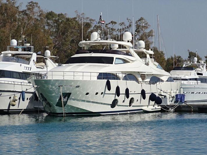 JOANNA B  yacht Custom Line