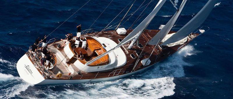 ELETTRA yacht Perini Navi