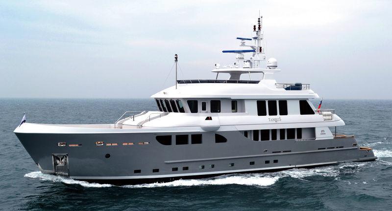 TANGO 5 yacht Horizon
