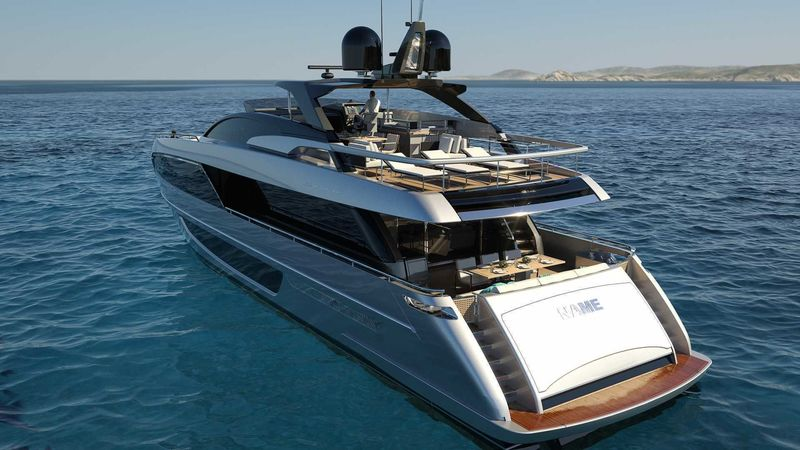 RIVA 100/04 yacht Riva
