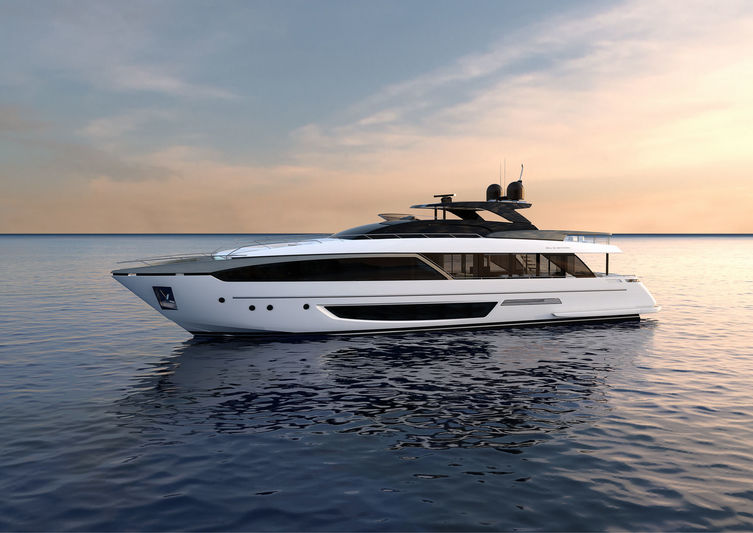 28 MONOPOLY yacht Riva