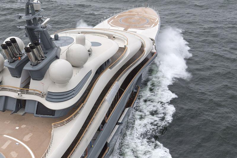 Project SHU sea trials