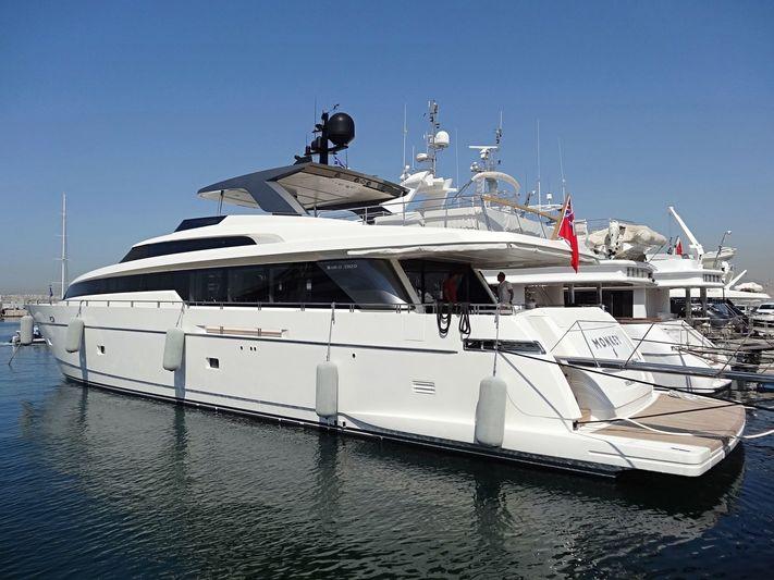MONKEY yacht Sanlorenzo