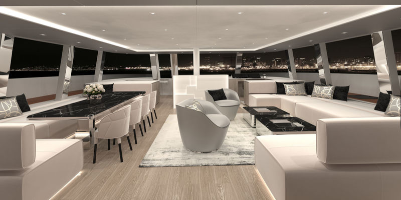 Sunreef 80 Interior Design