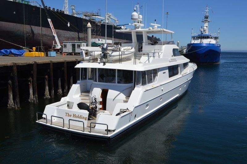 LEGEND yacht Westport