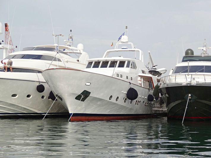 OCEANE II yacht CRN