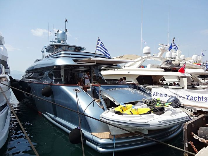 PRINCESS L  yacht Maiora