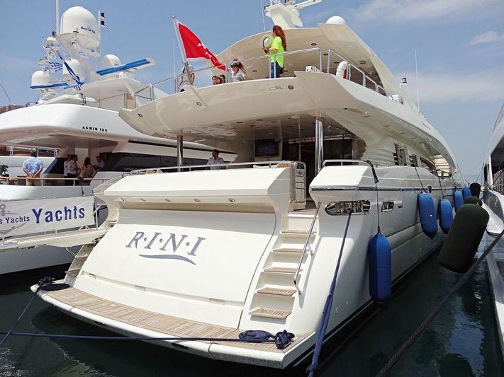 R.I.N.I. yacht Cantieri Navali Rizzardi