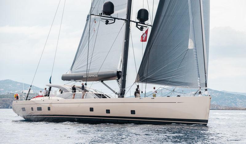Loro Piana Superyacht Regatta Day 1