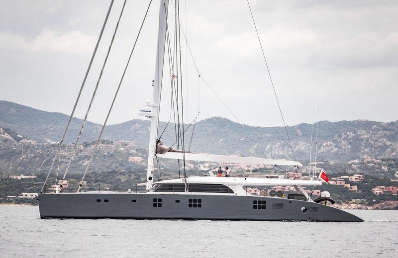 Che cruising in Sardinia