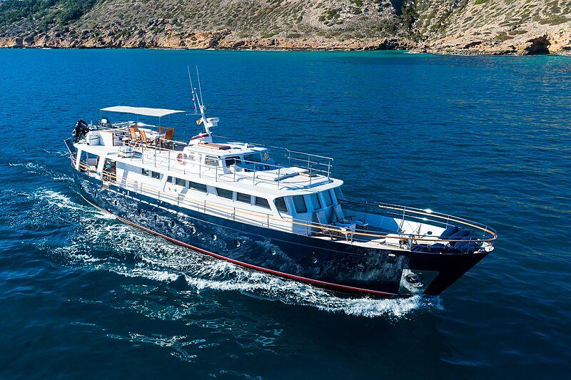 BLACK PEPPER yacht Benetti
