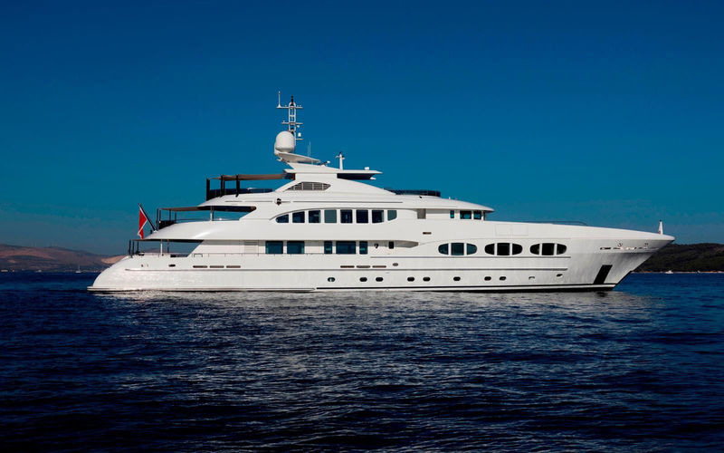 ODYSSEA yacht Heesen