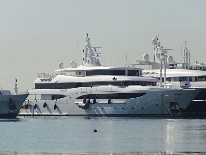 TACANUYASO M S yacht CRN