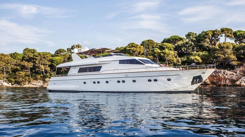 SOLAL yacht Sanlorenzo