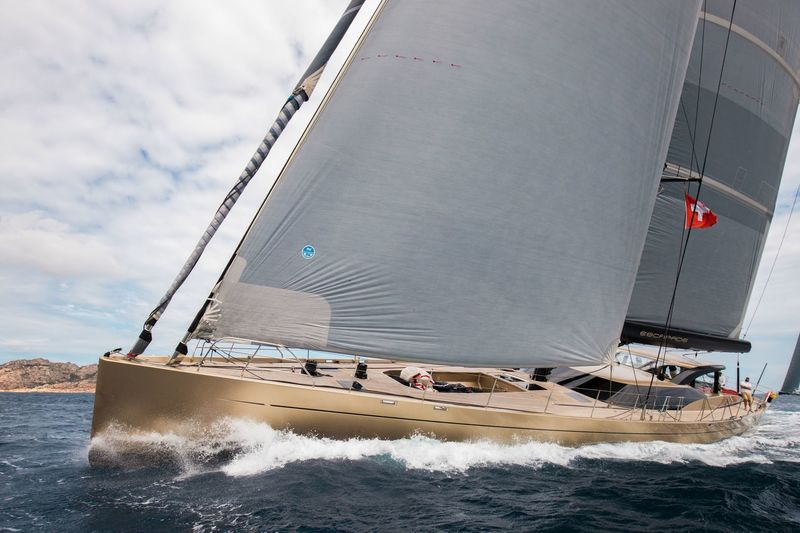 Loro Piana Superyacht Regatta Day 3