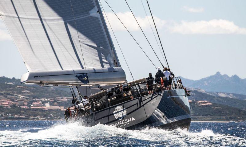 Loro Piana Superyacht Regatta Day 4