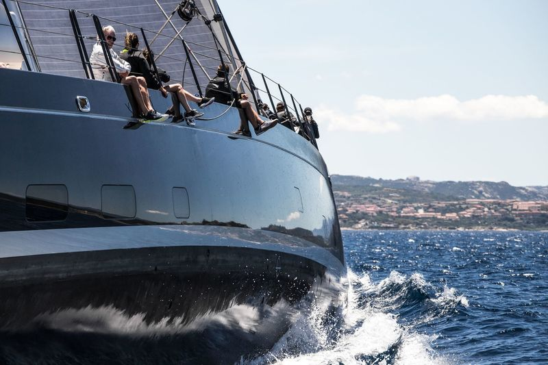 Loro Piana Superyacht Regatta Day 4